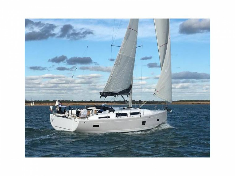 Boat rental Pula cheap Hanse 388