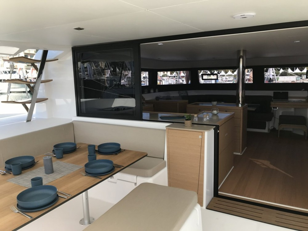 Boat rental Croatia cheap Dufour 48 Catamaran - 5 + 1 cab.