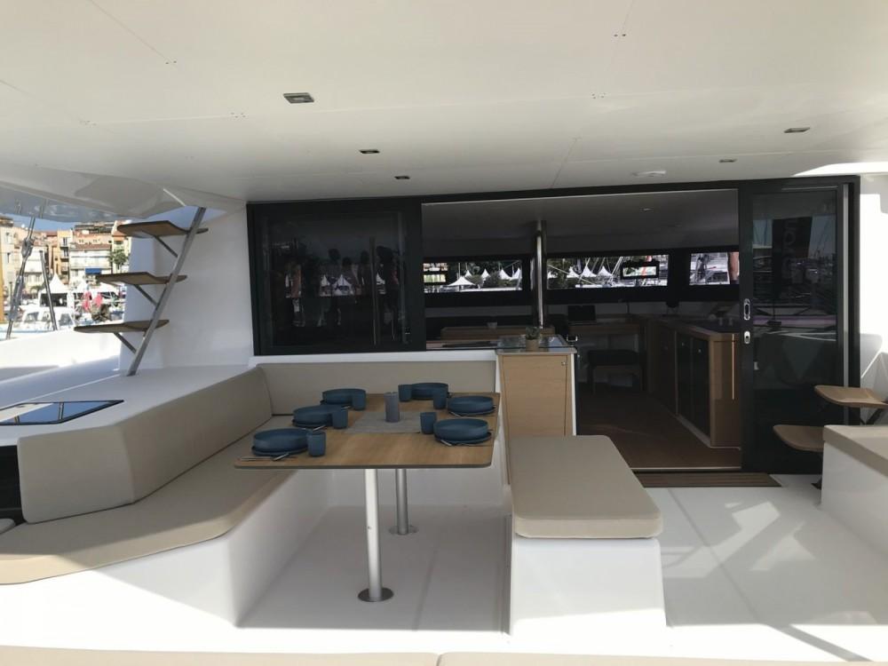 Rental yacht Croatia - Dufour Dufour 48 Catamaran - 5 + 1 cab. on SamBoat
