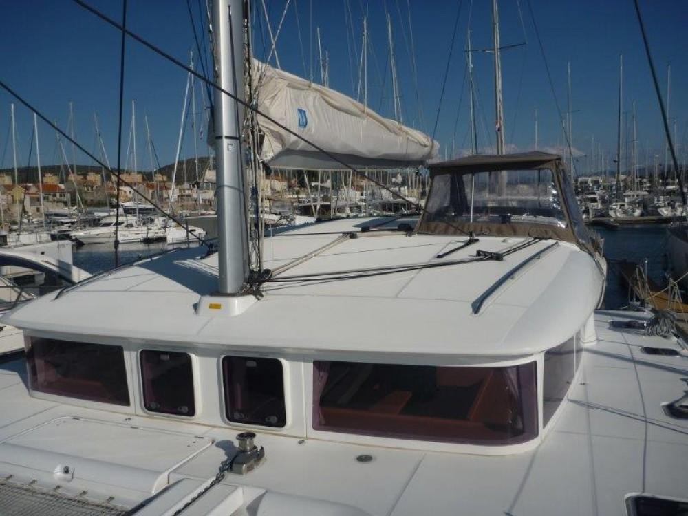 Rental Catamaran in Fethiye - Lagoon Lagoon 400 S2 - 4 + 2 cab.