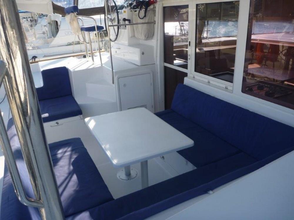 Boat rental Lagoon Lagoon 400 S2 - 4 + 2 cab. in Fethiye on Samboat