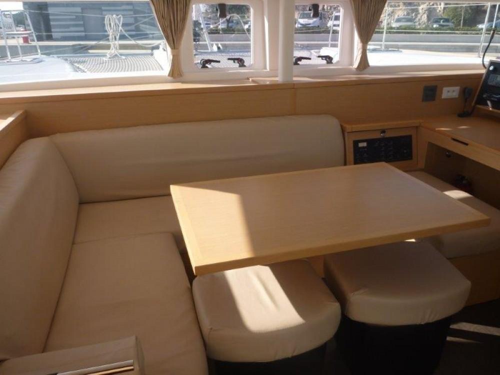 Boat rental Fethiye cheap Lagoon 400 S2 - 4 + 2 cab.
