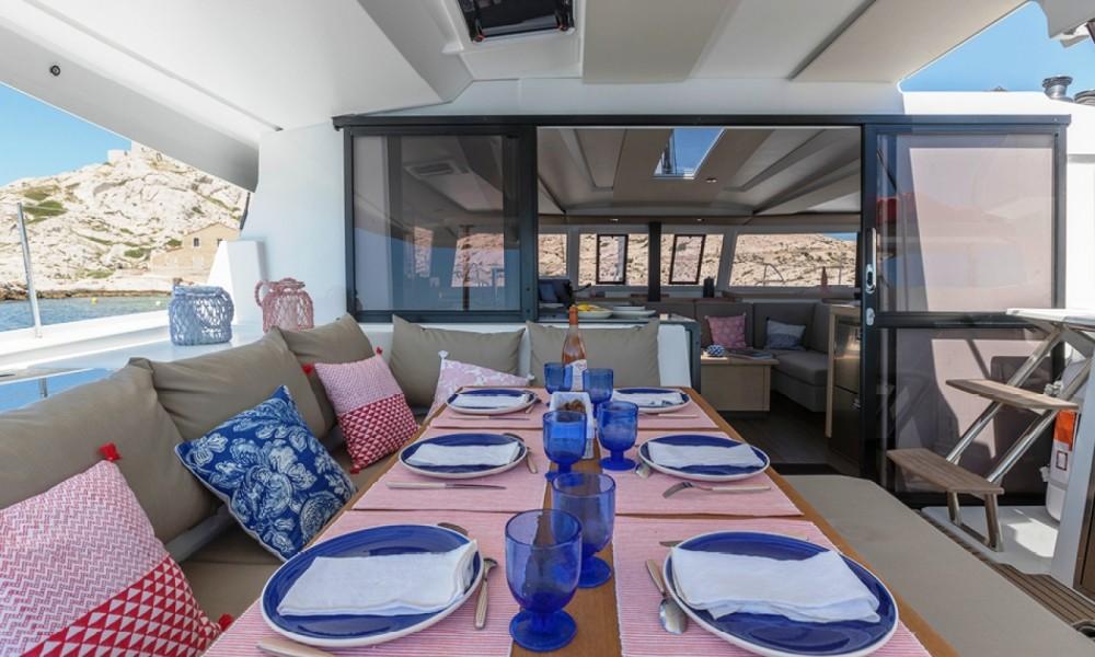 Catamaran for rent Marmaris Yacht Marina A.Ş at the best price