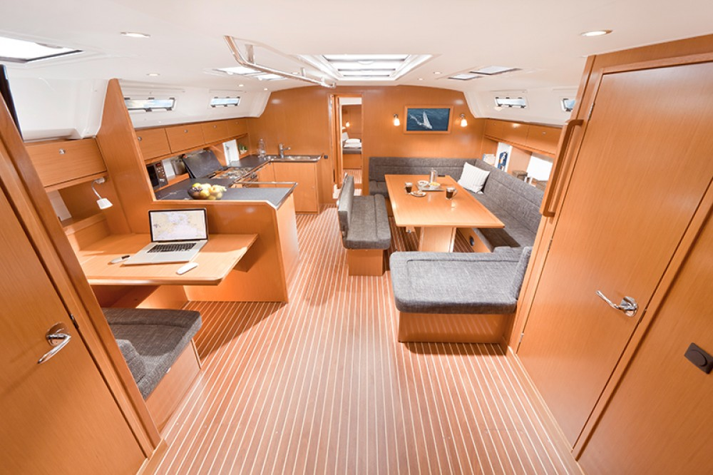 Rental yacht Lefkas - Bavaria Bavaria Cruiser 50 on SamBoat