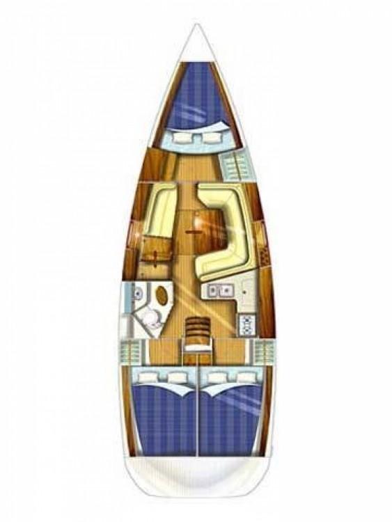 Location bateau Jeanneau Sun Odyssey 35 à Corfou sur Samboat