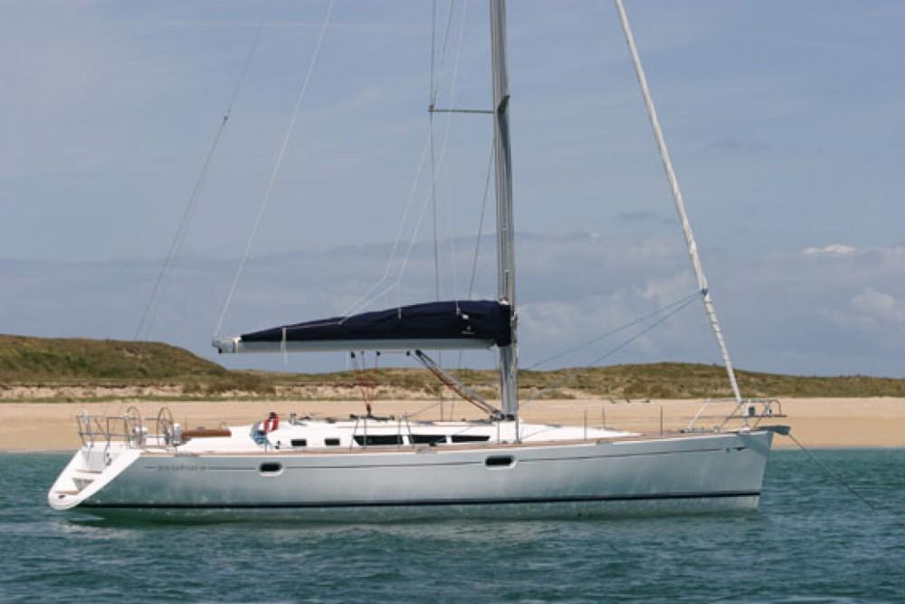 Boat rental Jeanneau Sun Odyssey 49 in Lefkas on Samboat