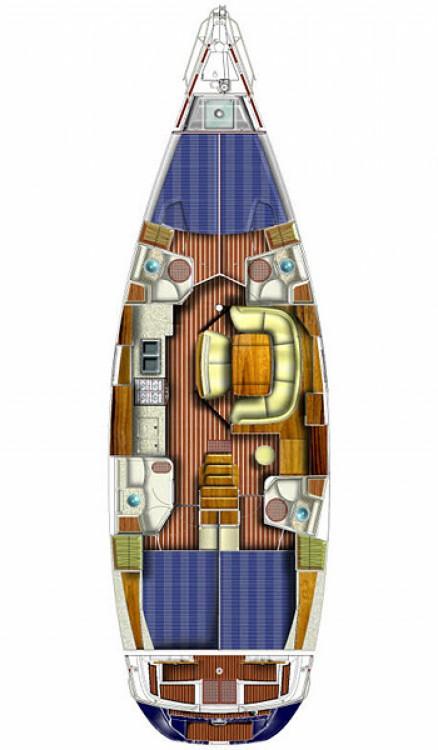 Boat rental Lefkas cheap Sun Odyssey 49