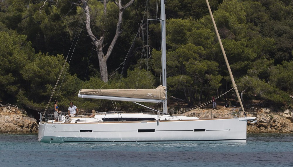 Rental Sailboat in Trogir - Dufour Dufour 460 GL