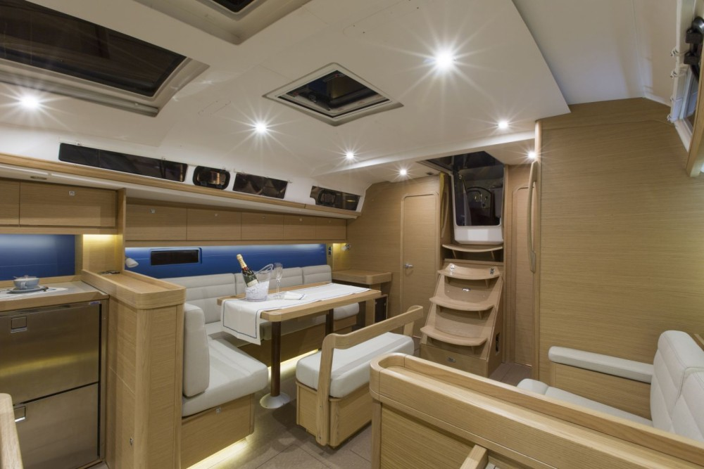 Rental yacht Trogir - Dufour Dufour 460 GL on SamBoat