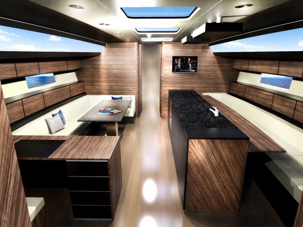 Rental yacht Trogir - Dd Yacht D&D Kufner 54 on SamBoat