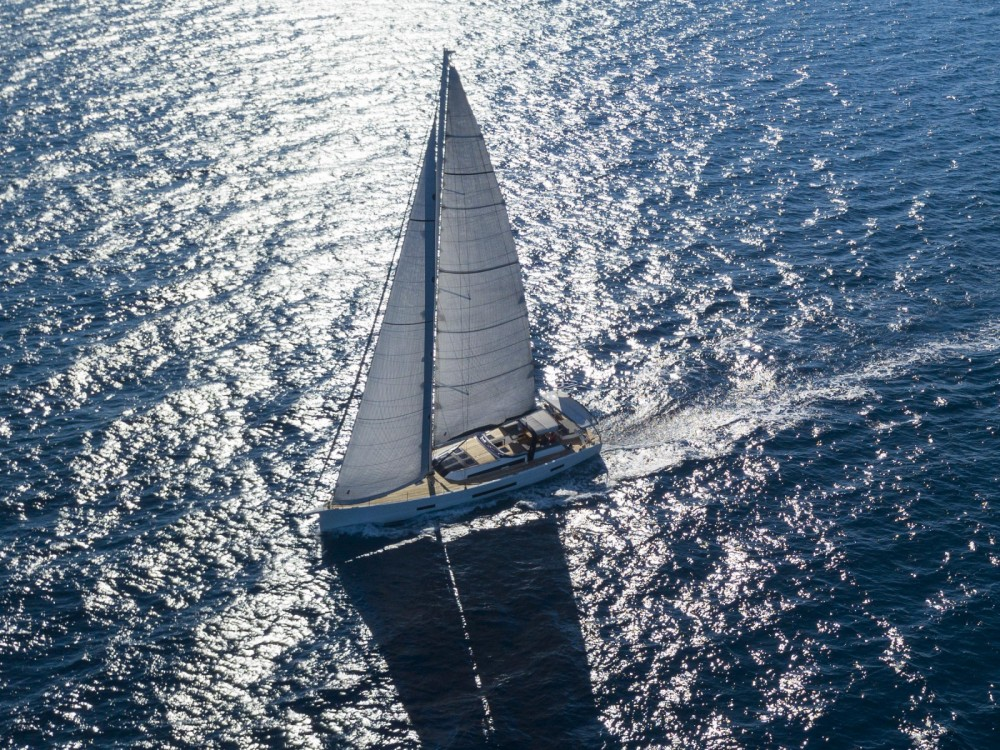 Hire Sailboat with or without skipper Dufour Marina de Alimos