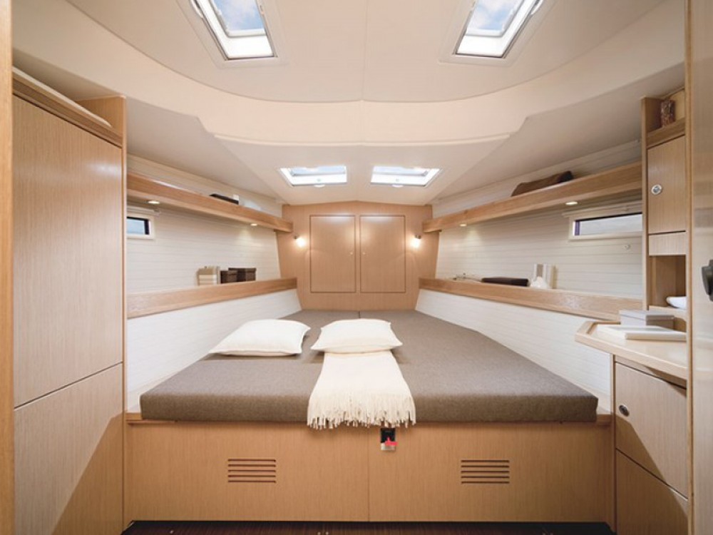 Rental yacht Marina Gouvia - Bavaria Bavaria 45 Cruiser on SamBoat
