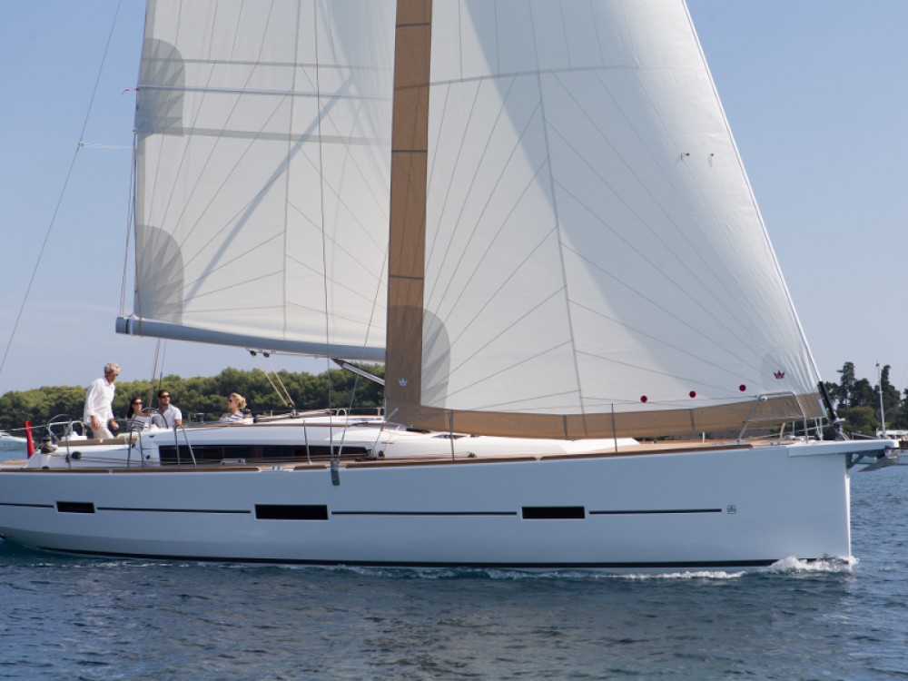Dufour Dufour 460 Grand Large between personal and professional Primošten