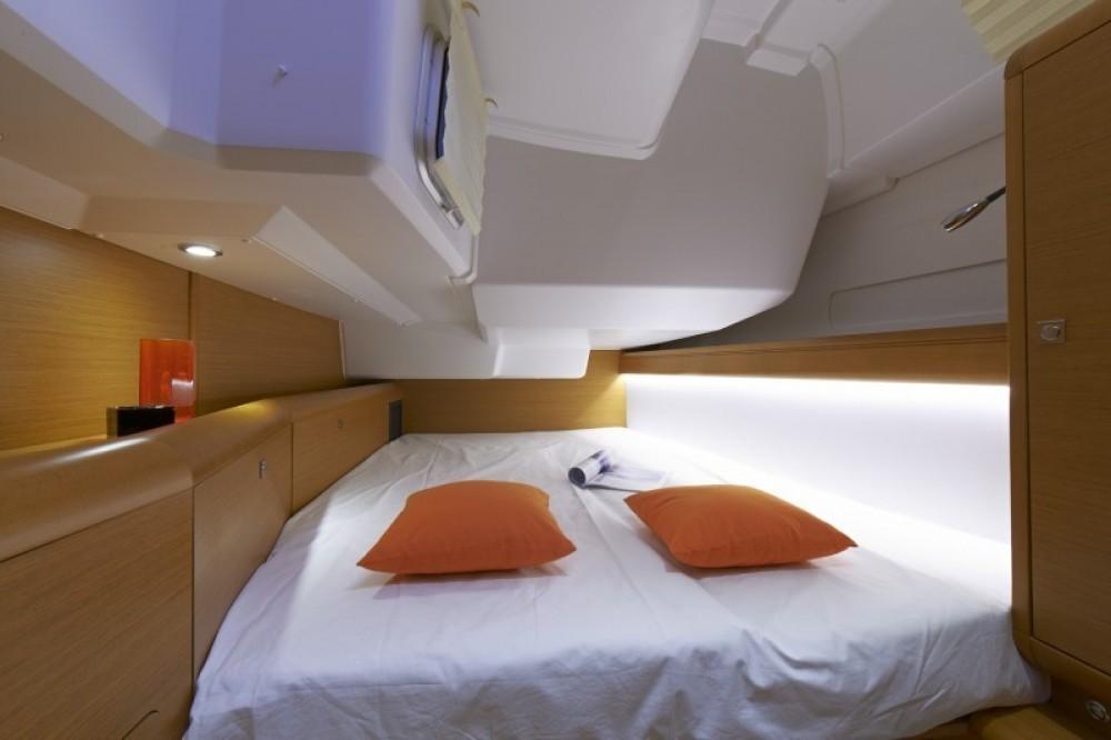 Boat rental Laurium cheap Sun Odyssey 479