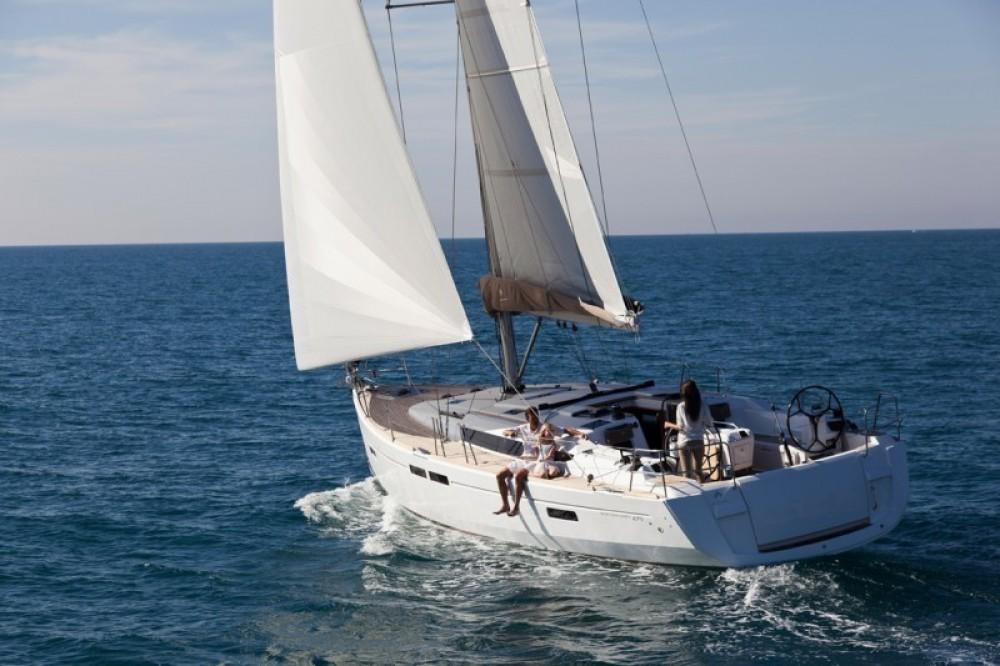 Boat rental Rhodes cheap Sun Odyssey 479