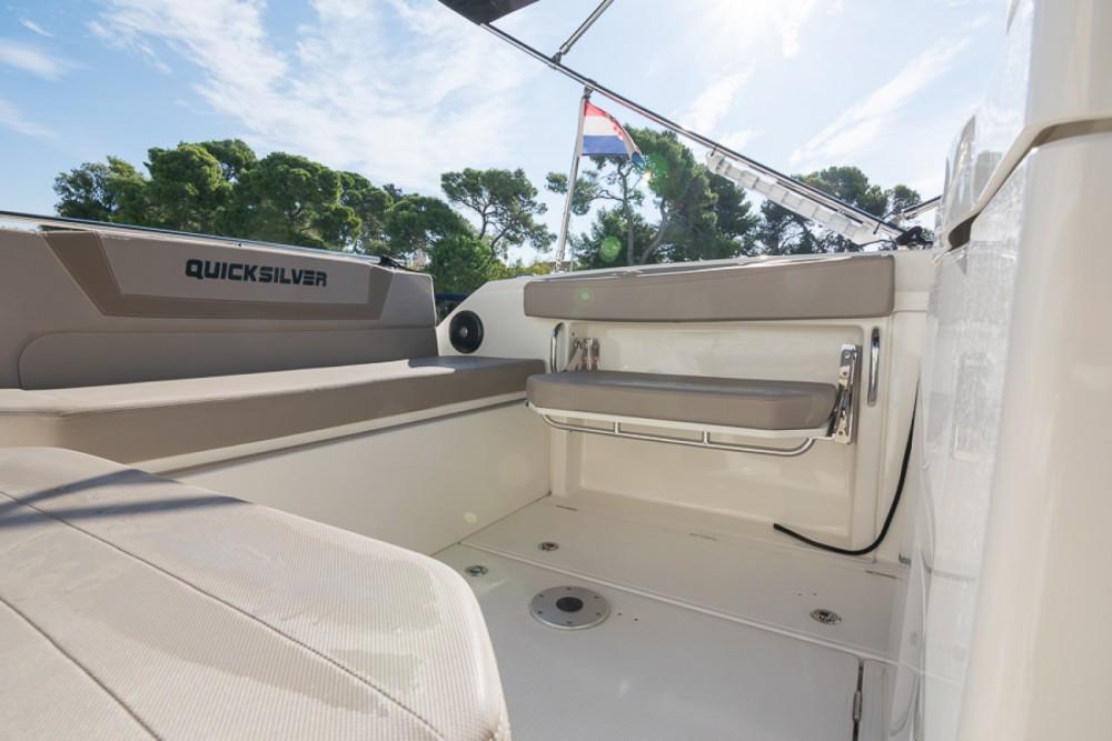 Rental yacht Trogir - Quicksilver Activ 805 on SamBoat