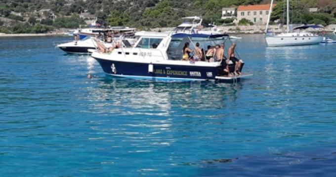 Location bateau Trogir pas cher Albin 28 Tournament Express