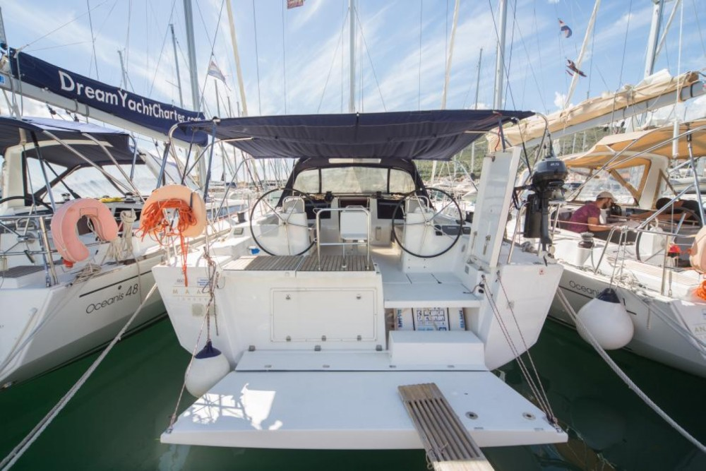 Rental yacht Naples - Dufour Dufour 460 Grand Large on SamBoat