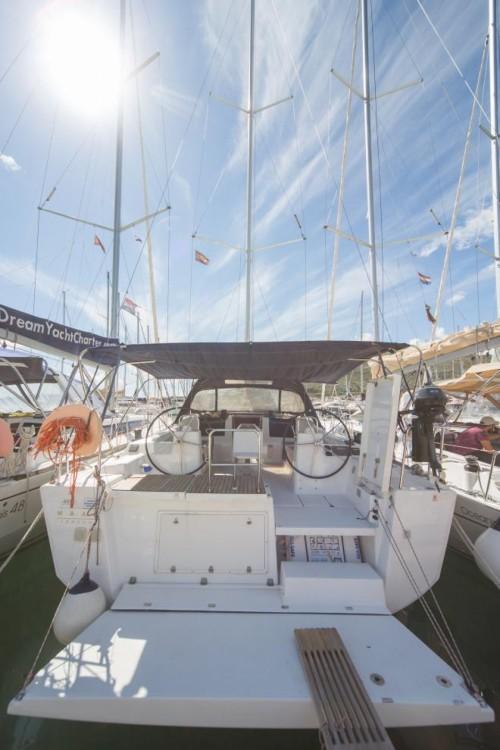 Boat rental Naples cheap Dufour 460 Grand Large