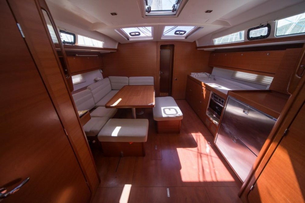 Rental Sailboat in Naples - Dufour Dufour 460 Grand Large