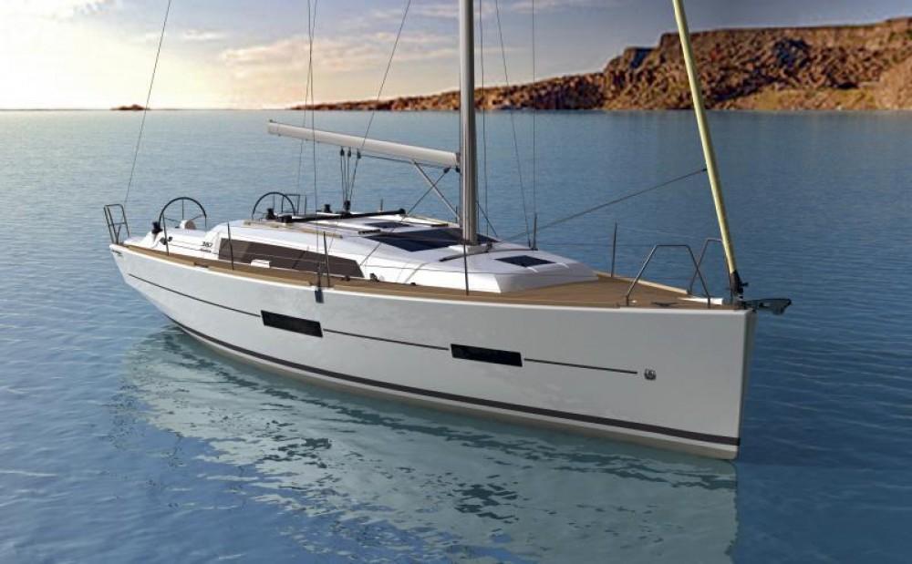 Rent a Dufour Dufour 382 GL Marina Kornati