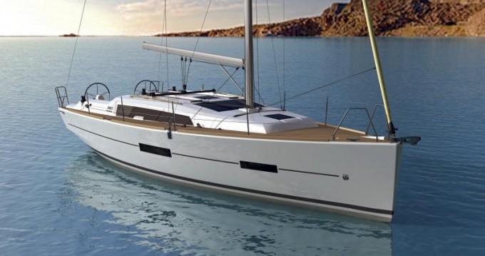 Yacht-Charter in Marina Kornati - Dufour Dufour 382 GL auf SamBoat