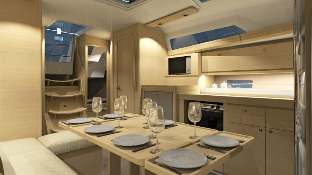 Rental yacht Marina Kornati - Dufour Dufour 382 GL on SamBoat