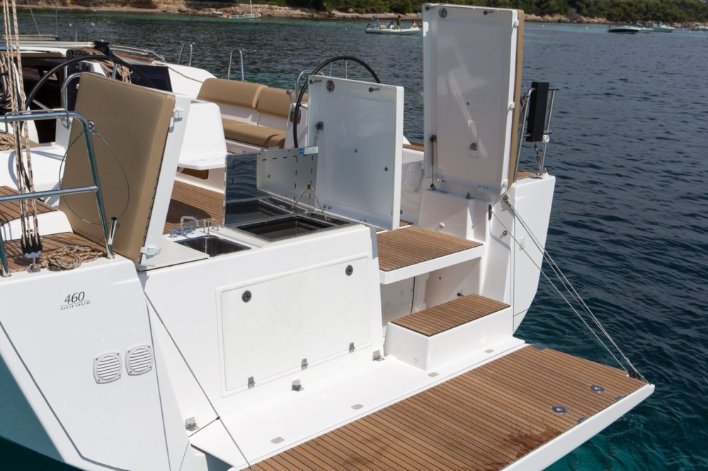 Rental Sailboat in Central Greece - Dufour Dufour 460 GL