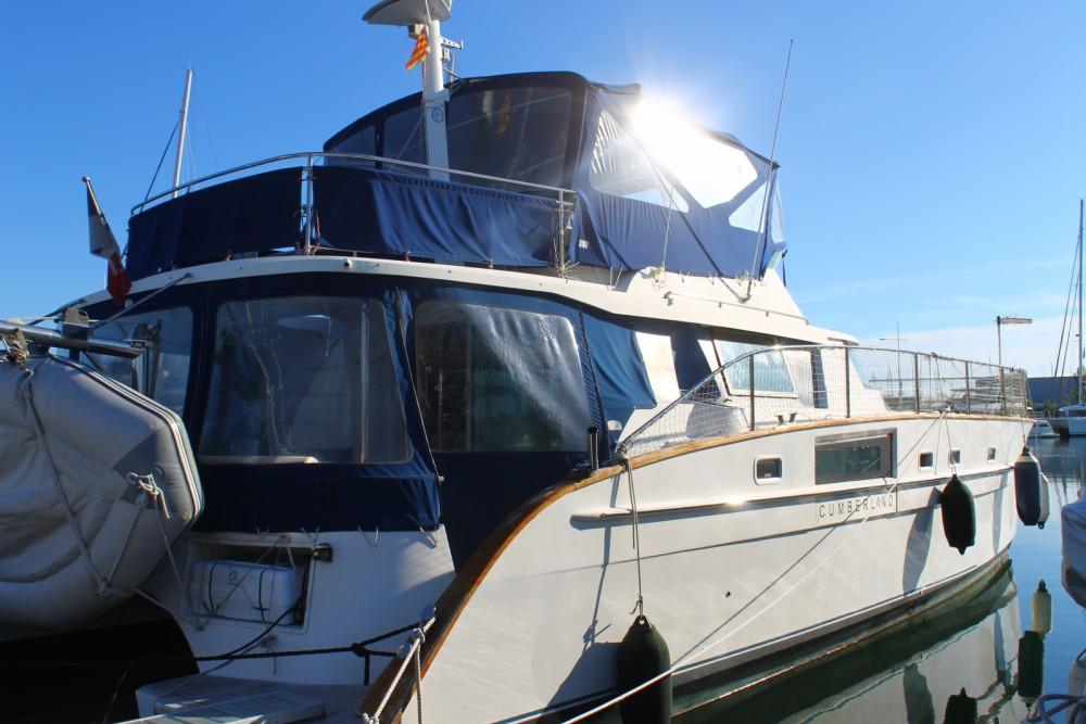 Location yacht à Canet-en-Roussillon - Fountaine Pajot Cumberland 44 sur SamBoat