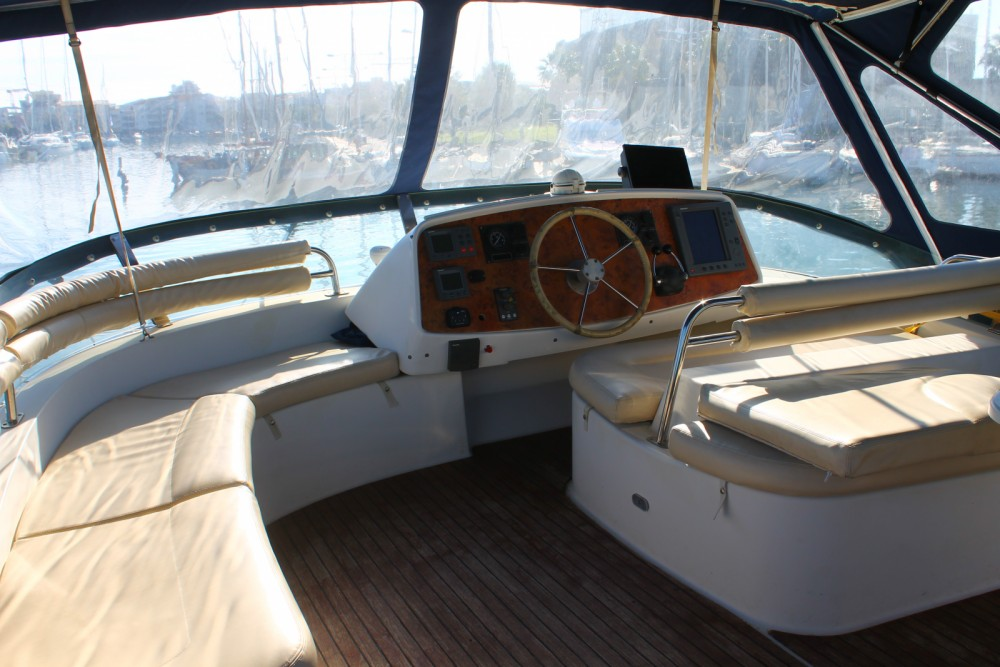 Rental yacht Canet-en-Roussillon - Fountaine Pajot Cumberland 44 on SamBoat