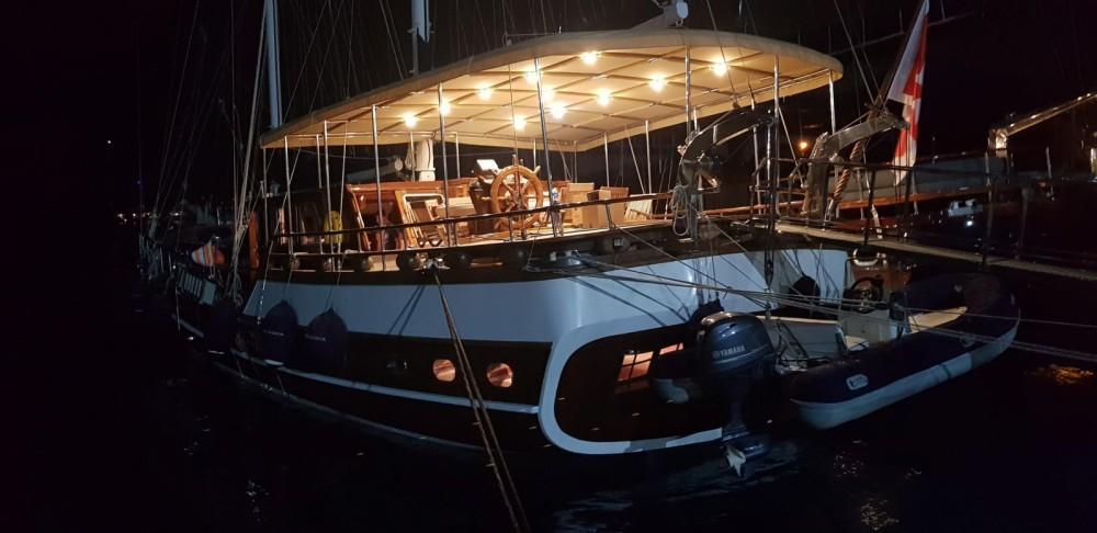 Location bateau Leni pas cher Caicco