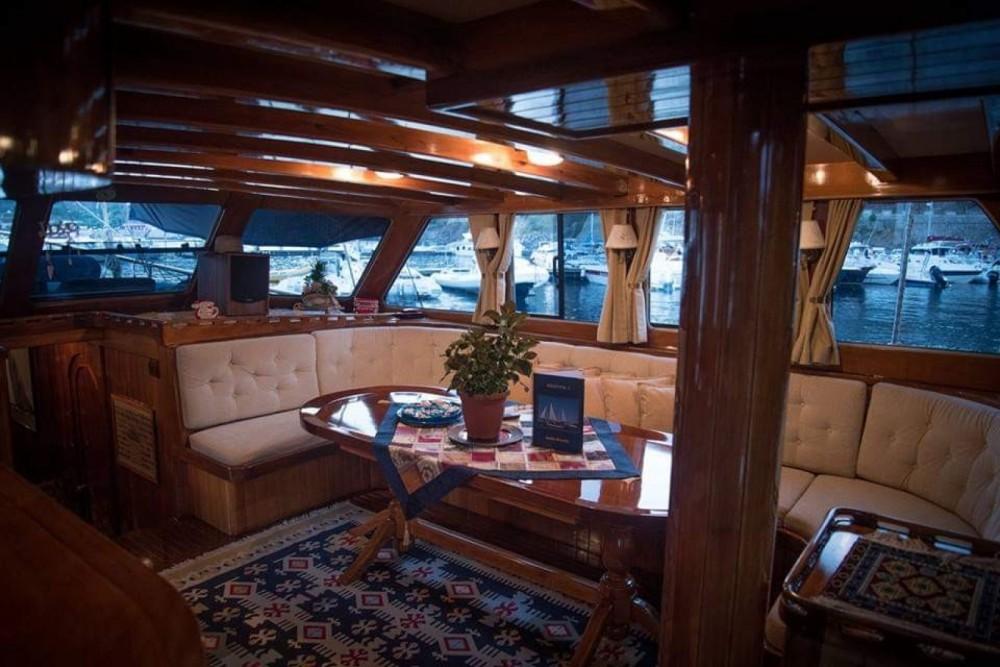 Location bateau Caicco Caicco à Leni sur Samboat