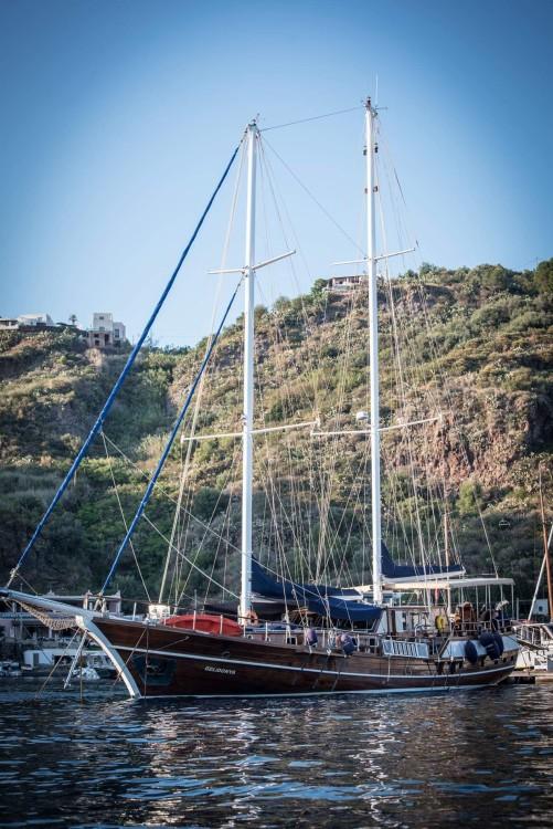 Louer Voilier avec ou sans skipper Caicco à Leni