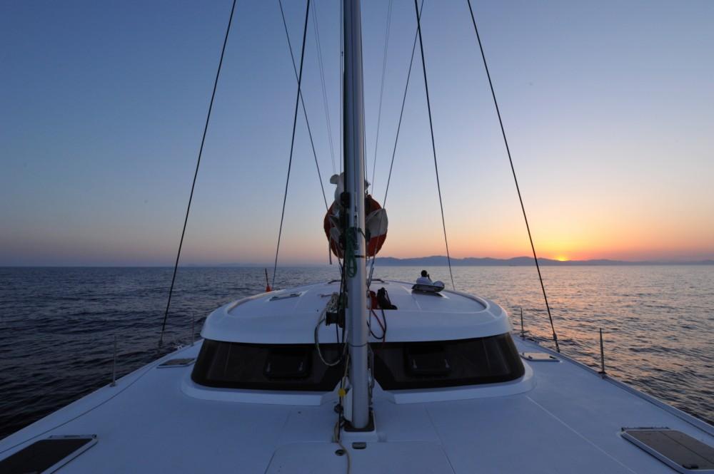 Location Catamaran à Macinaggio - Nautitech Nautitech 442