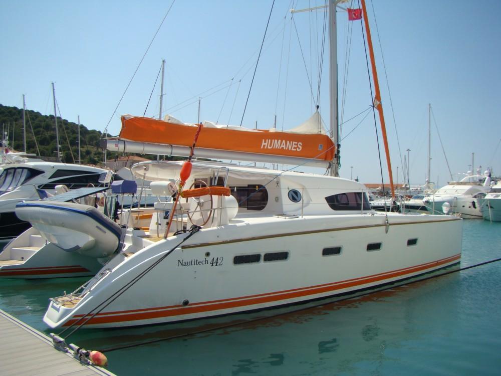 Location bateau Nautitech Nautitech 442 à Macinaggio sur Samboat