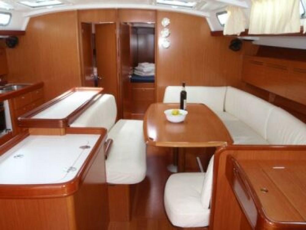 Rental yacht Marmaris Yacht Marina A.Ş - Bénéteau Cyclades 50.5 - 5 + 1 cab. on SamBoat