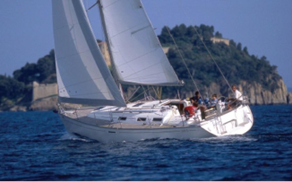 Location bateau Dufour Dufour 385 GL à Páros sur Samboat