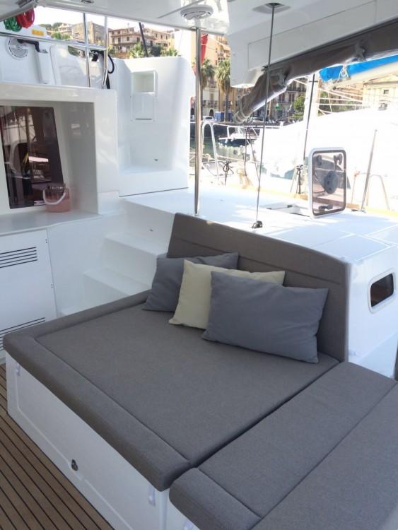 Location bateau Capo d'Orlando pas cher Lagoon 450 F