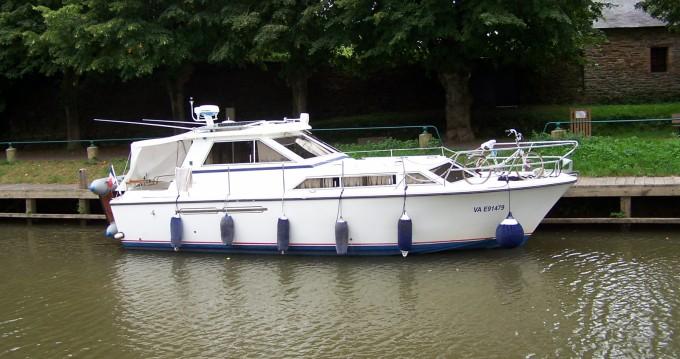 Location bateau Redon pas cher Princess 33