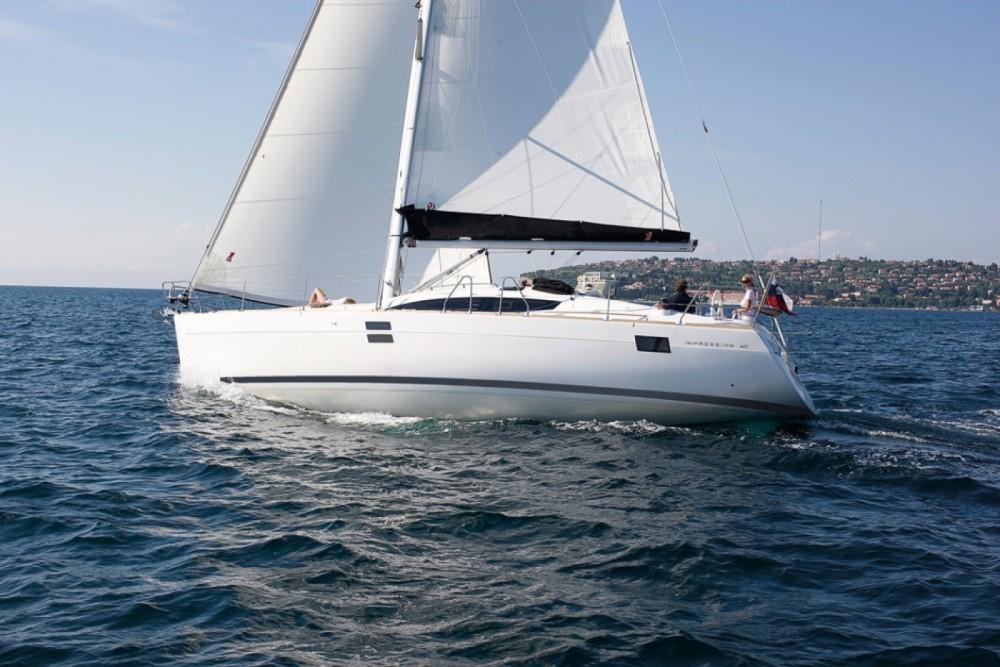 Location yacht à Primošten - Elan Elan Impression 40 sur SamBoat