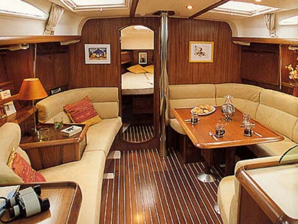 Boat rental Laurium cheap Sun Odyssey 40.3