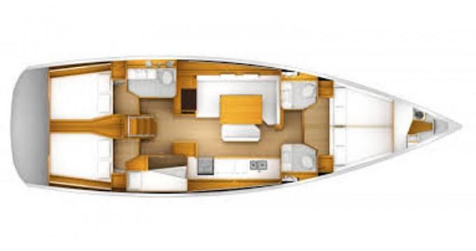 Location bateau Álimos pas cher Sun Odyssey 49i