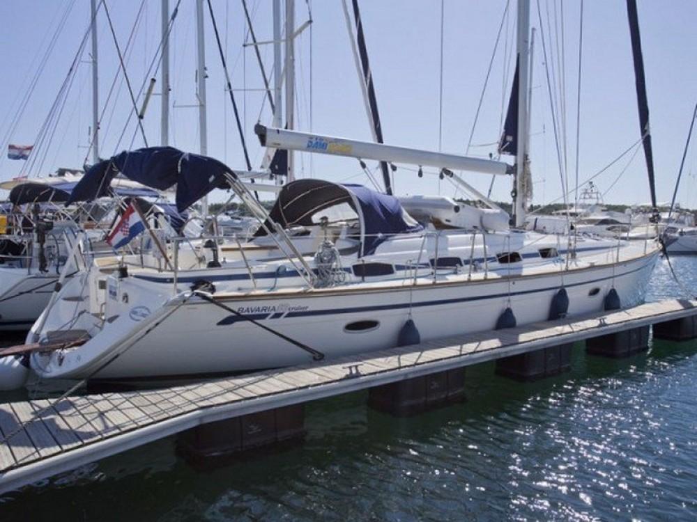 Boat rental Dennysville cheap Bavaria Cruiser 50