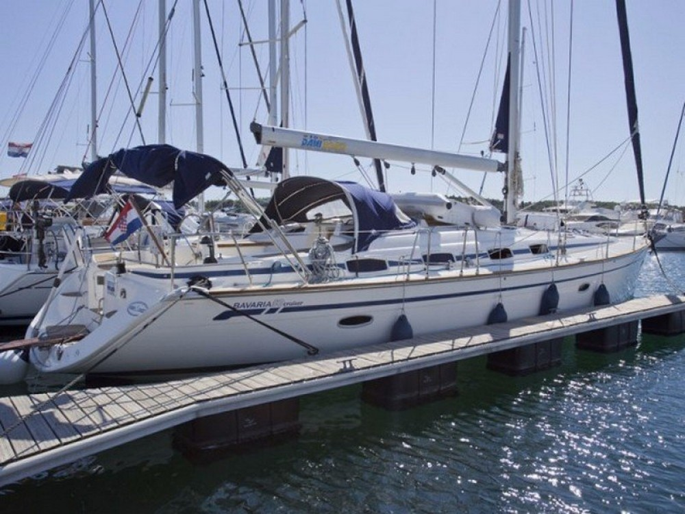 Sailboat for rent Dennysville at the best price