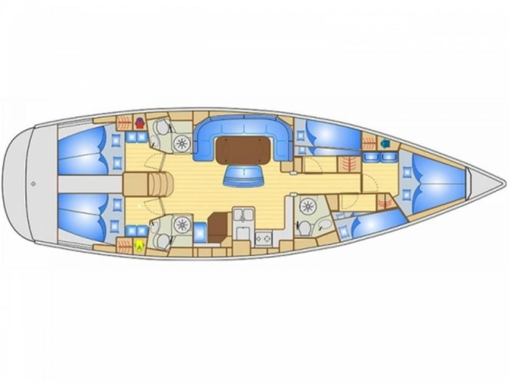 Rent a Bavaria Bavaria Cruiser 50 Dennysville
