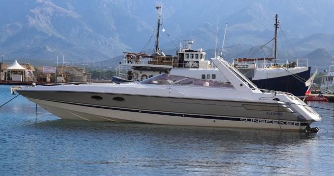 Location yacht à Calvi - Sunseeker Tomahawk 37 sur SamBoat