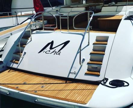 Location Yacht à Tétouan - Mangusta Mangusta 80 open
