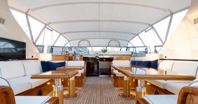 Louer Yacht avec ou sans skipper Mangusta à Tétouan
