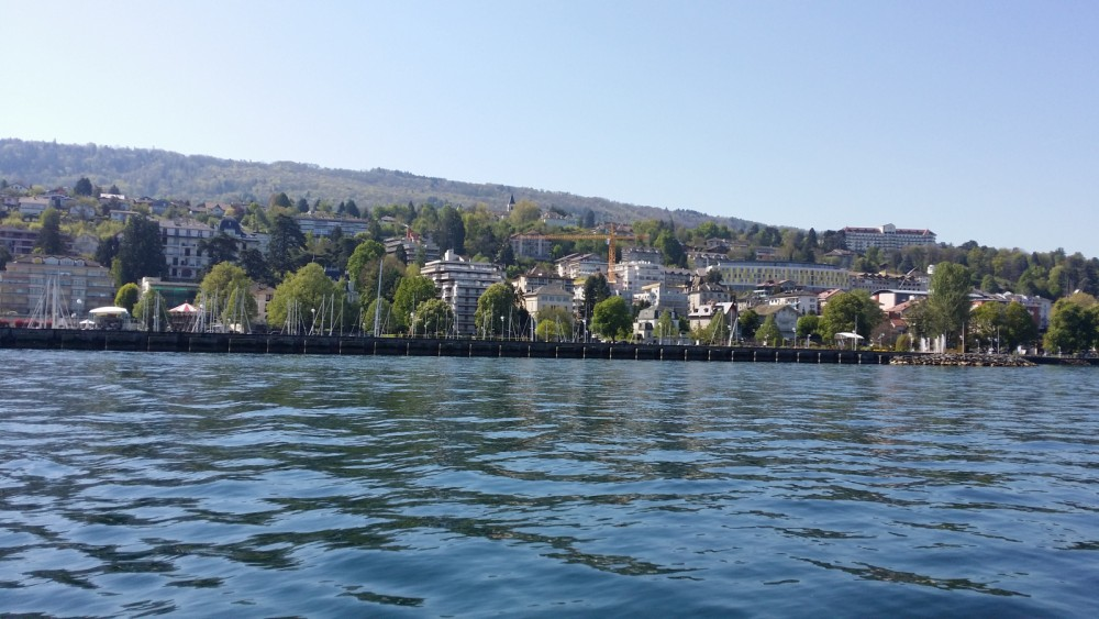 Location bateau Évian-les-Bains pas cher Antares 8