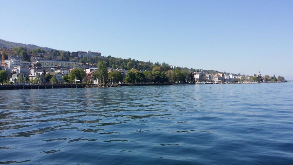 Location yacht à Évian-les-Bains - Bénéteau Antares 8 sur SamBoat